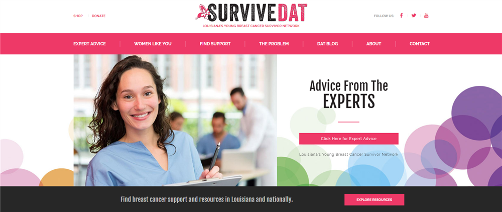 Looking Good: SurviveDAT.org Is All New