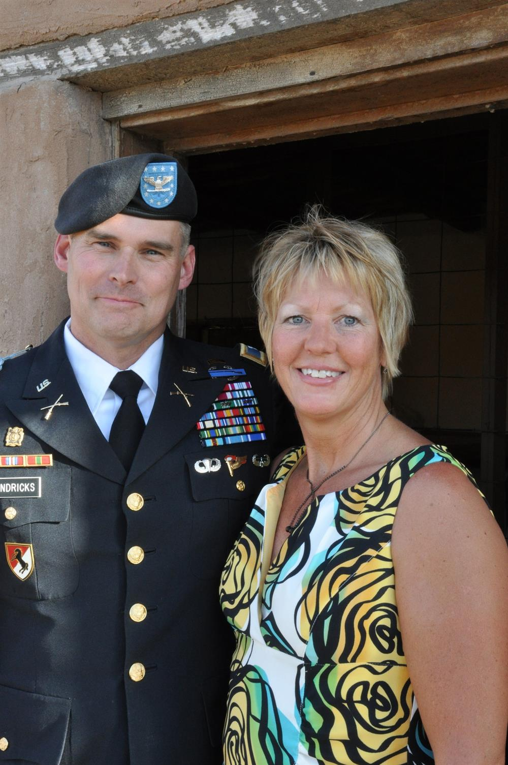 Caregiver Story: A Military Man Learns The Value of A Safety Net